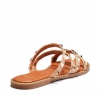 TENNA SANDALS IN NUDE