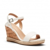 BOOMA WEDGES IN WHITE