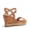 BOOMA WEDGES IN NUDE