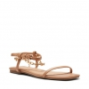 RISKY SANDALS IN NUDE