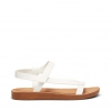 TROPIC SANDALS IN WHITE
