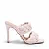 MANEATER HEELS IN SOFT PINK