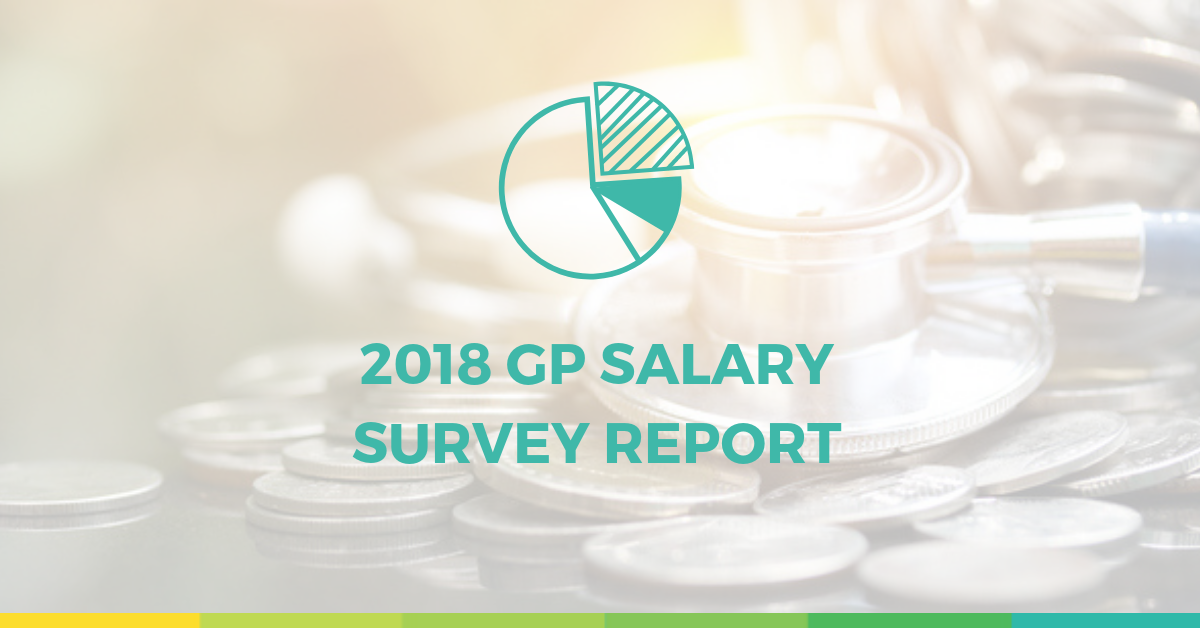 2018 GP Salary Survey Results are out
