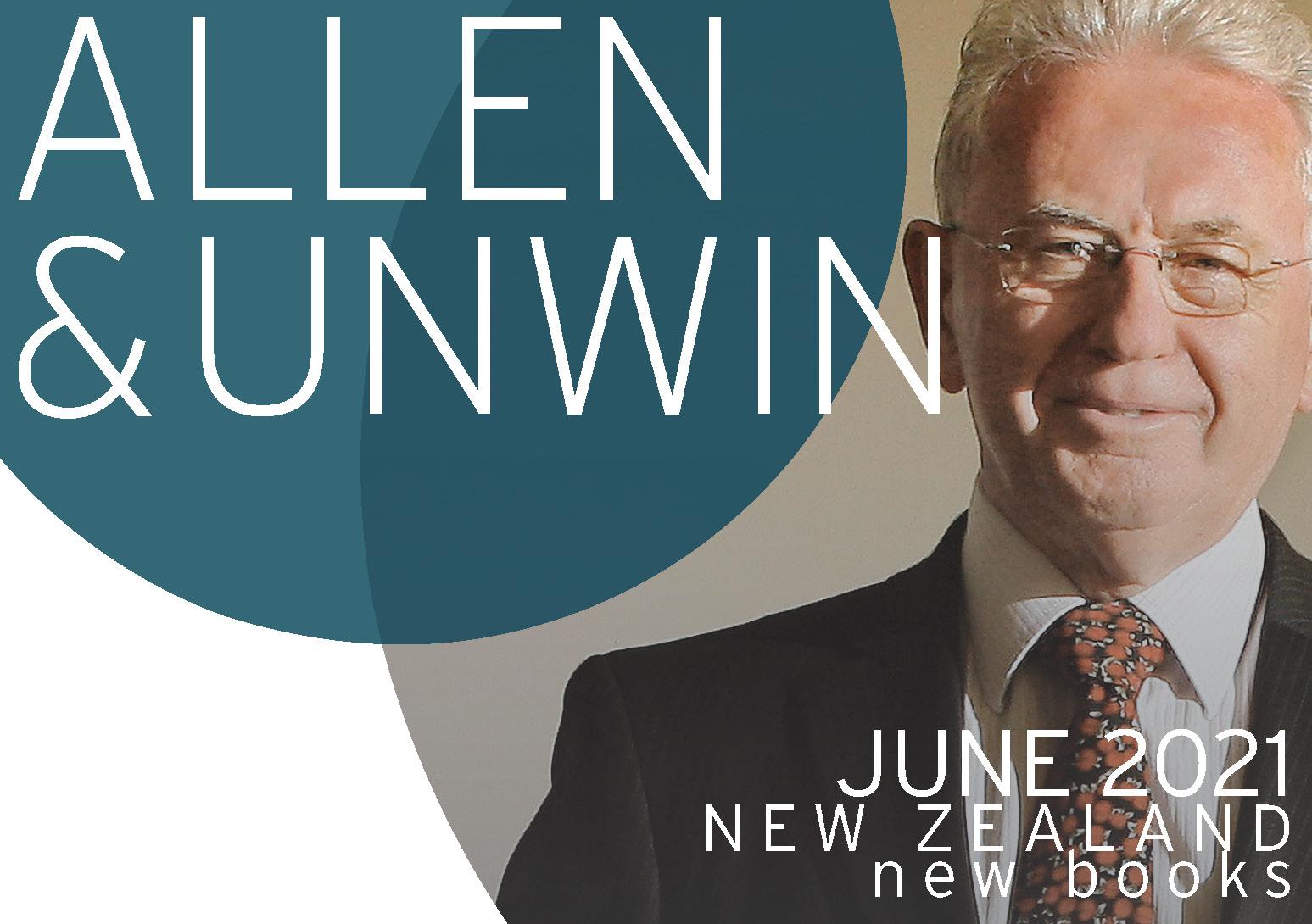 JUNE 2021 NZ NEW BOOKS