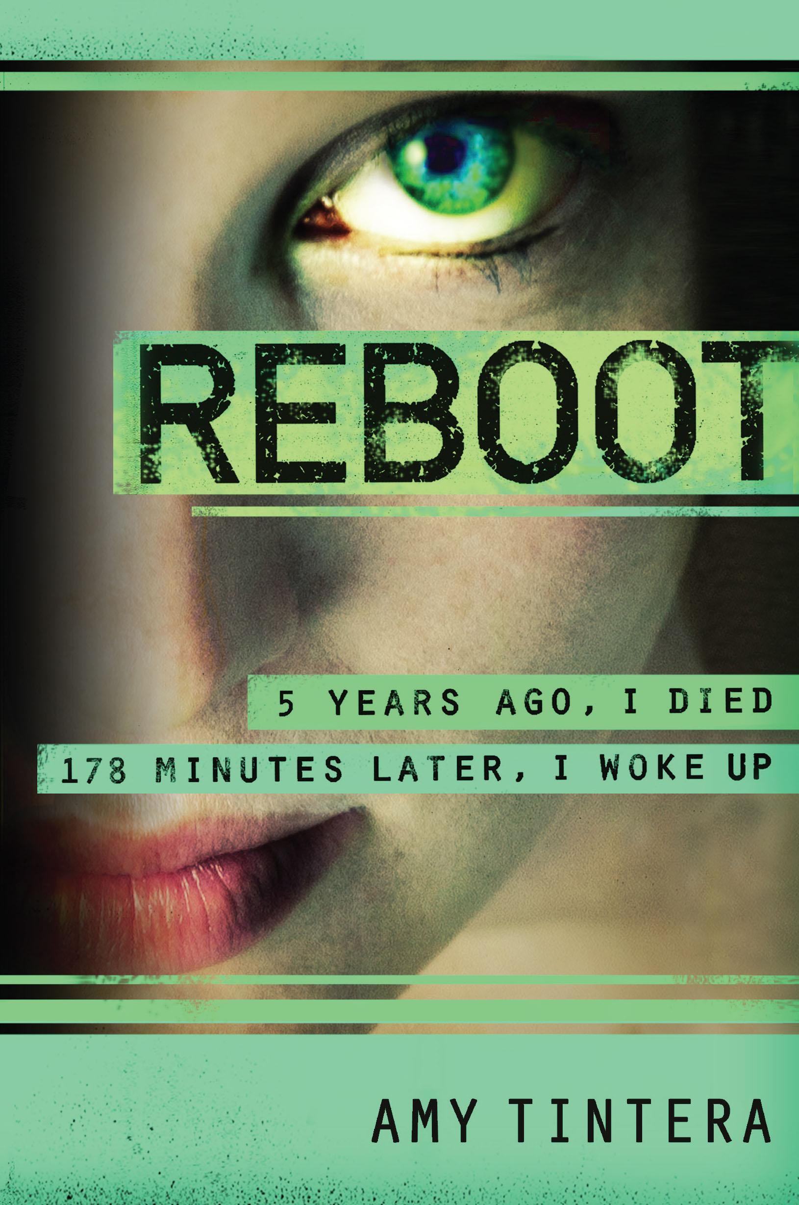 Ebook Reboot Reboot 1 By Amy Tintera