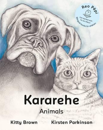Kararehe - Animals (Reo Pepi Tahi Series 1)