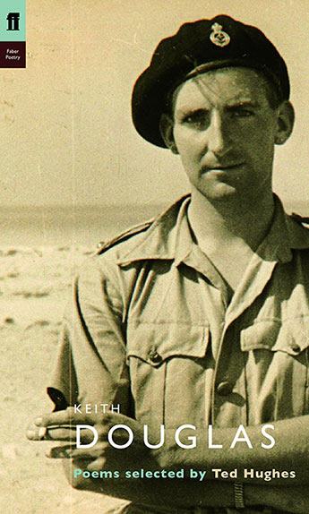 Keith Douglas world war