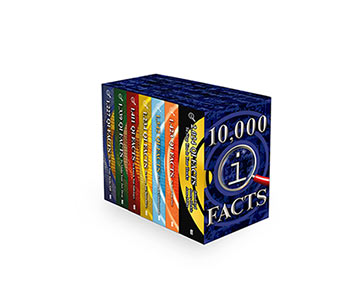 10,000 QI Facts