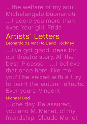 Picture of Artists' Letters