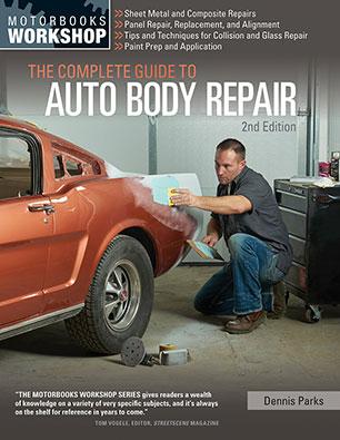 the complete guide to auto body repair dennis parks rh murdochbooks com au auto body repair instructions mitchell auto body repair manual