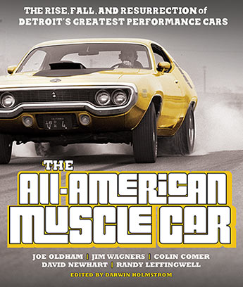 The All-American Muscle Car - Jim Wangers, Colin Comer