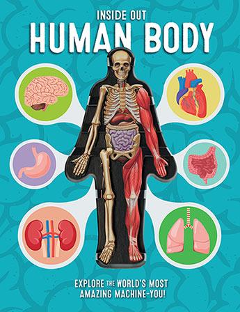 Human Body (Inside Out) - Luann Columbo - 9780760355312 - Murdoch books