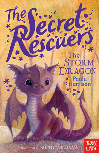 Picture of The Secret Rescuers: The Storm Dragon