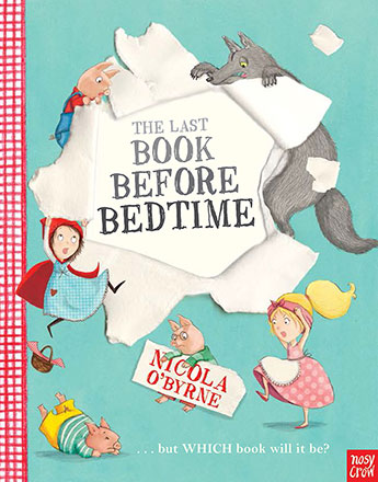 The Last Book Before Bedtime