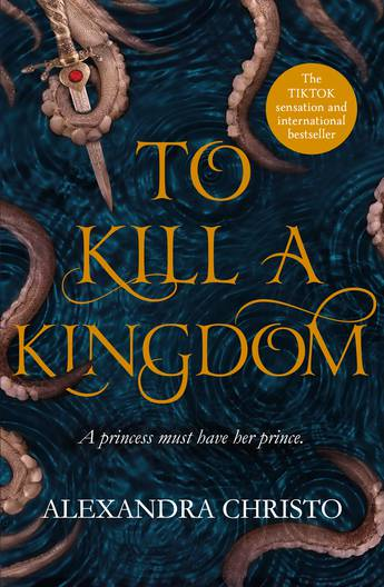 Image result for to kill a kingdom