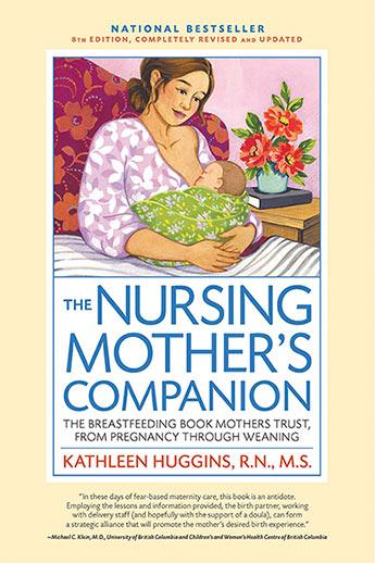 The Nursing Mother's Companion - Kathleen Huggins - 9781558328822