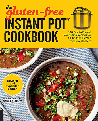 The Gluten-Free Instant Pot Cookbook