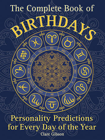 The Complete Book of Birthdays - Clare Gibson