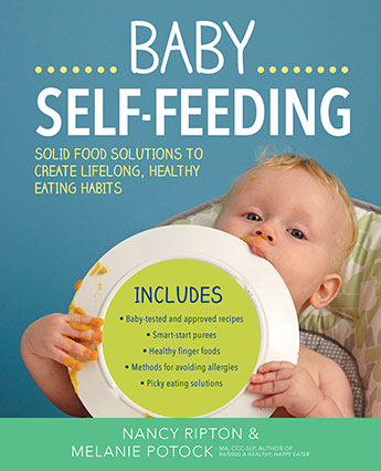 The Complete Guide to Baby Self-Feeding
