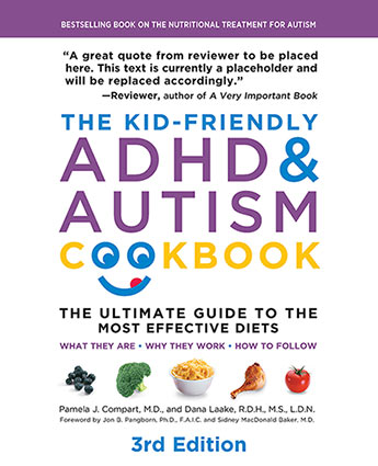 Novel Genetic Variants For Adhd Linked >> The Kid Friendly Adhd Autism Cookbook Pamela J Compart Dana