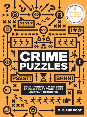 Crime Puzzles (60-Second Brain Teasers)
