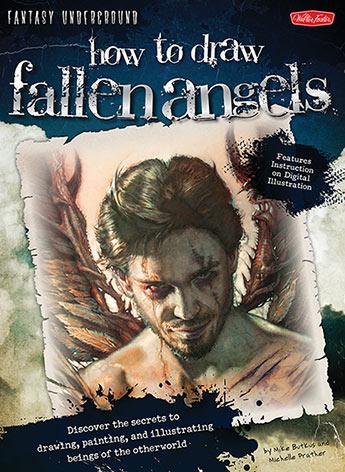 How to Draw Fallen Angels (Fantasy Underground)