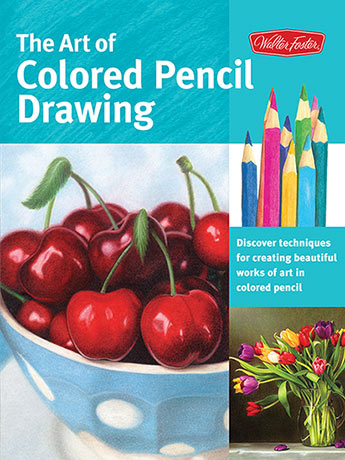 The Art Of Colored Pencil Drawing Collectors Series Cynthia