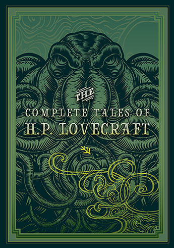 The Complete Tales of HP Lovecraft (Knickerbocker Classic)