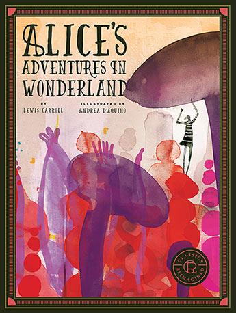 Picture of Alice's Adventures in Wonderland (Classics Reimagined)