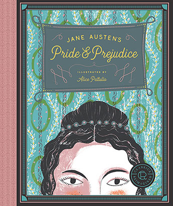 Image result for pride and prejudice illustrated alice