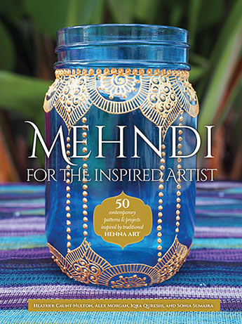 Mehndi For The Inspired Artist Alex Morgan Iqra Qureshi Sonia