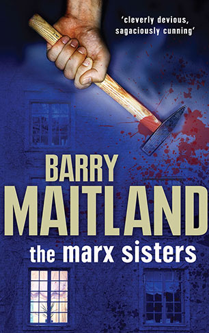 The Marx Sisters: A Kathy and Brock Mystery (Kathy and Brock Mysteries)
