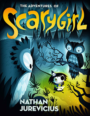 The Adventures of Scarygirl