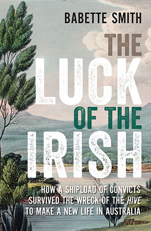 The Luck of the Irish  by Babette Smith