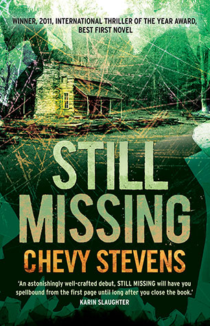 Image result for still missing by chevy stevens