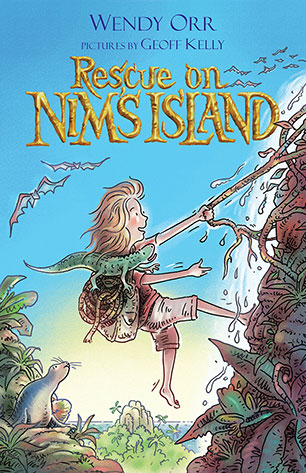 where was return to nims island filmed