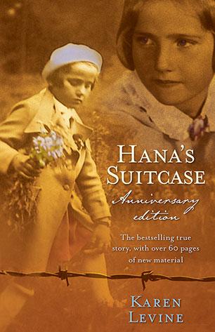Hana's Suitcase Anniversary Edition - Karen Levine - 9781743317679