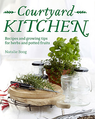 Courtyard Kitchen Natalie Boog 9781760110659 Murdoch Books