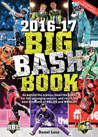 Big Bash Book 2016-17