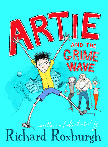 Artie and the Grime Wave