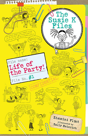 Life of the Party! The Susie K Files 1