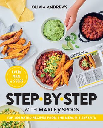 Step by Step with Marley Spoon