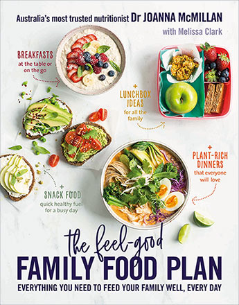 The Feel-Good Family Food Plan