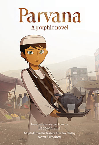 Parvana: A Graphic Novel
