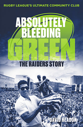 Absolutely Bleeding Green