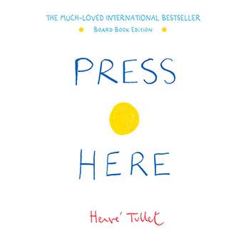 Press Here (board book edition)