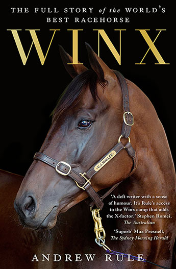 Winx: The authorised biography