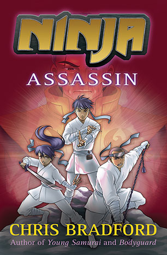 Assassin (Ninja #3)