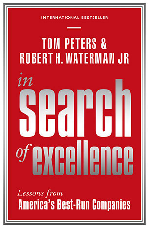 In search of excellence robert h waterman jr and tom peters 9781781253403g publicscrutiny Gallery