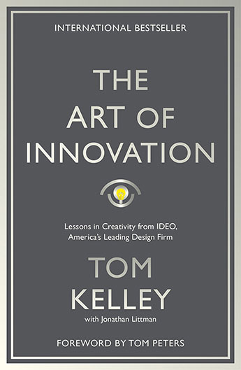 Image result for the art of innovation by tom kelley